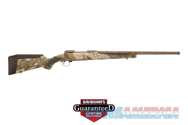 Savage 110 High Country Camo Flutted 270Win 57413  Guns > Rifles > S Misc Rifles