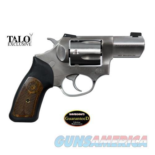 Talo Sp101-Wc 357 Rev 2Ss Fs Tl RUG 5774  Guns > Pistols > TU Misc Pistols