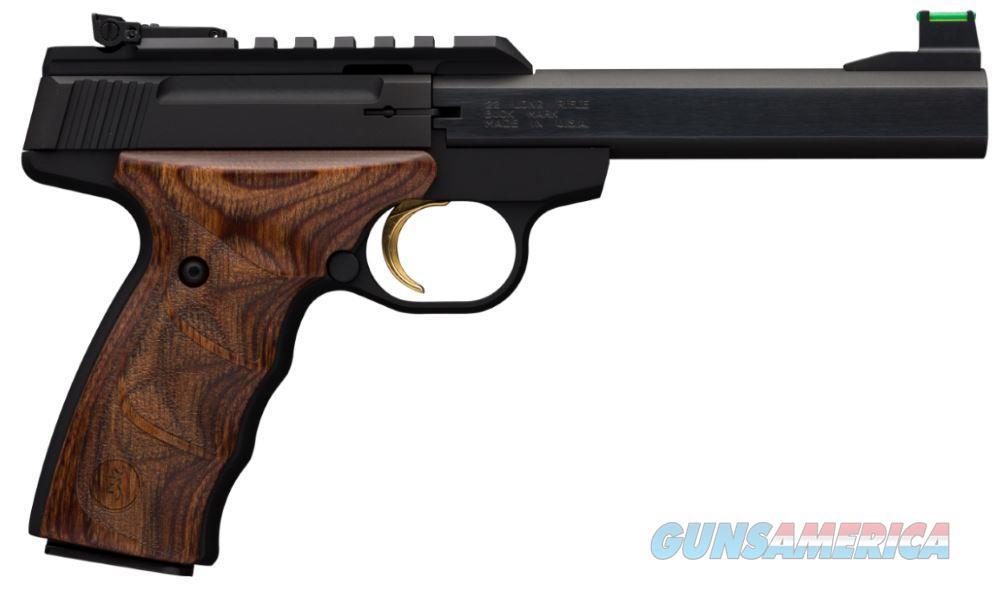 "Buckmark Plus Udx 22Lr Bl 5.5"" 051532490  Guns > Pistols > B Misc Pistols"