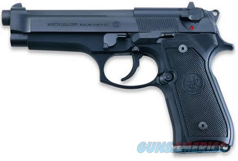 Beretta M9 9Mm Dbl/Sngl 10Rnd J92M9A0  Guns > Pistols > B Misc Pistols