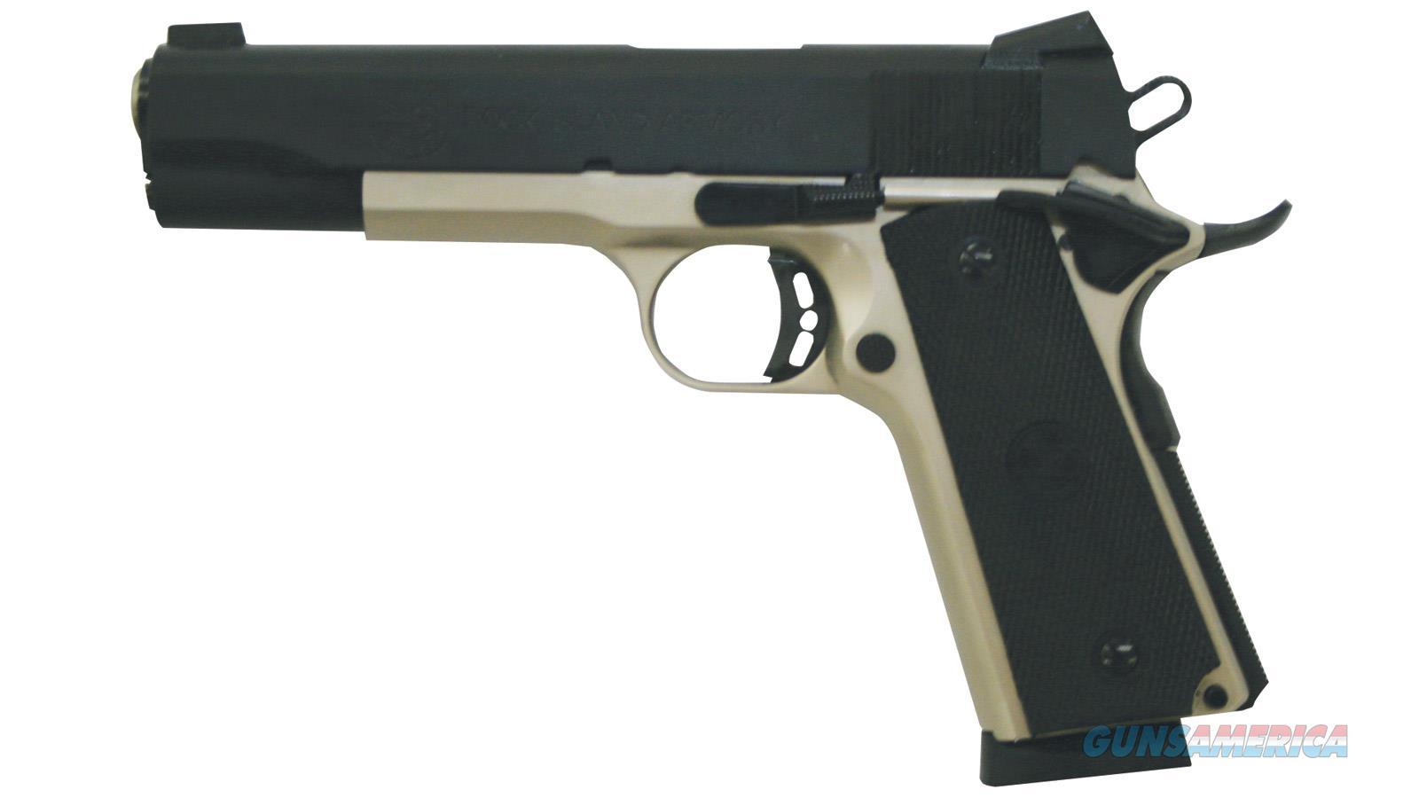 Armscor/Rock Island 1911 Rock 45Acp Full Size 5  Duo Tone 8Rd 51447  Guns > Pistols > A Misc Pistols
