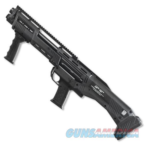 Standard Manufacturing 12 Ga Double Barrel Pump Shotgun 16 Rds Olive Drab DP12ODG  Guns > Shotguns > S Misc Shotguns