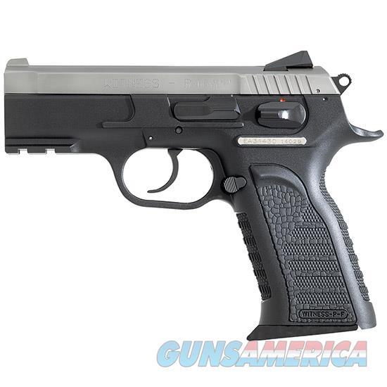 """Eaa 600246 Witness Polymer Carry Da/Sa 9Mm 3.6"""" 17+1 Blk Syn Grip Ss 600246  Guns > Pistols > E Misc Pistols"""