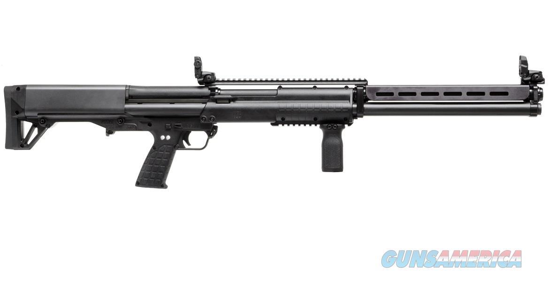 Ksg 12/30.5 24+1 Top Pic Rail KSG25BLK  Guns > Shotguns > K Misc Shotguns