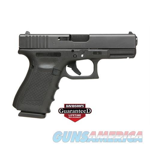 Glock 19 Gen4usa 9Mm Pst 15R Fs UG1950203  Guns > Pistols > G Misc Pistols