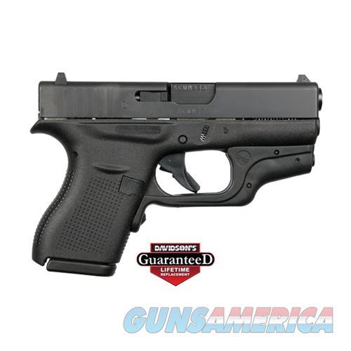 Glock 42 380 Pst 6Rd Fs Ctc UI4230201CTH  Guns > Pistols > G Misc Pistols