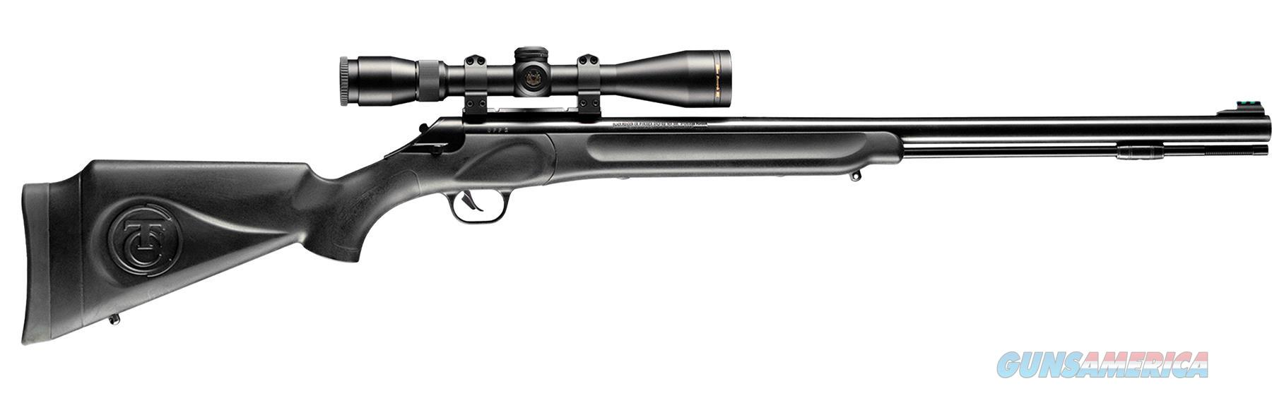 THOMPSON CENTER RFL IMPACT 50 ML BL COMP 10186680  Guns > Rifles > Thompson Center Muzzleloaders > Inline Style