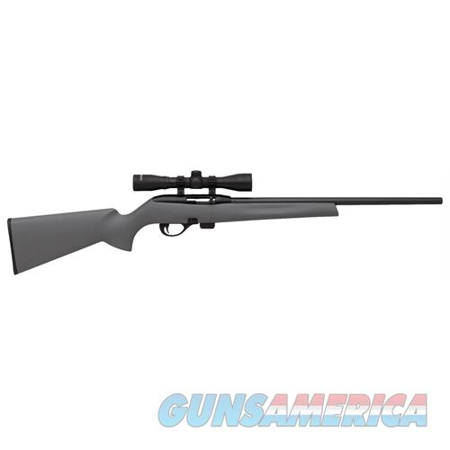 """Remington Firearms 26513 597 With Scope Sa 22 Lr 20"""" 10+1 Synthetic Gray Stk Blued 26513  Guns > Rifles > R Misc Rifles"""