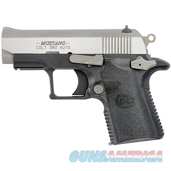Colt Mustang Lite 380Acp 2.75 Duo Tone Polymer O6796  Guns > Pistols > C Misc Pistols