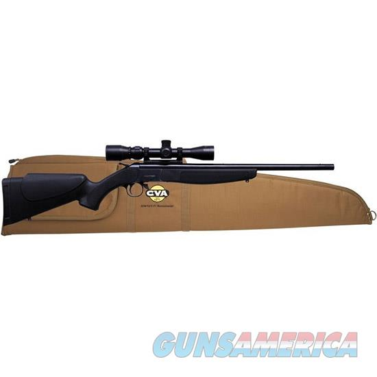 Cva Hunter 44Mag Blue Black Combo CR5430SC  Guns > Rifles > C Misc Rifles