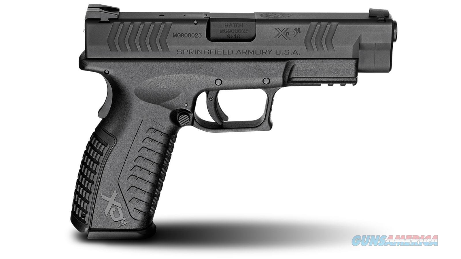 "Springfield Armory Xdm 9Mm 4.5"" 19Rd XDM9201HCE  Guns > Pistols > S Misc Pistols"