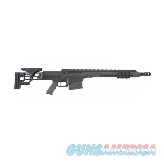 Barrett Mrad 308Win 17 Gry S/O 14368  Guns > Rifles > B Misc Rifles