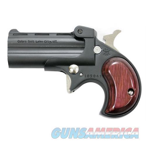 Cobra Derr 22Lr Black Rsw Grips C22BR  Guns > Pistols > C Misc Pistols