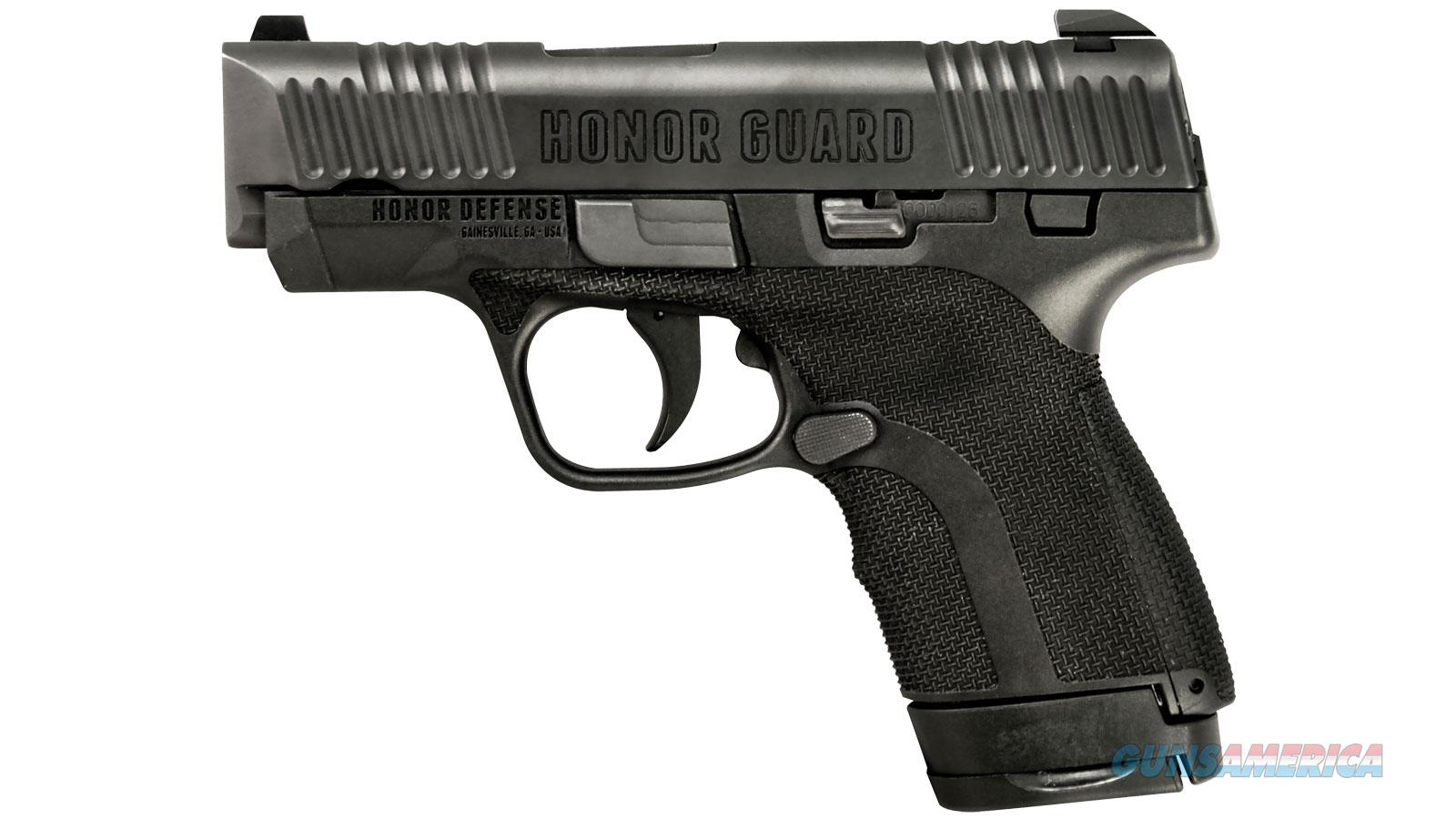 "Honor Defense Hg9sc 9Mm 3.2"" 7Rd HG9SC  Guns > Pistols > H Misc Pistols"