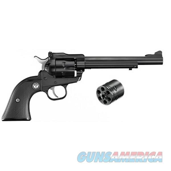 Ruger Super Single Six 22 Convertible 6.5 Blued 0622  Guns > Pistols > R Misc Pistols