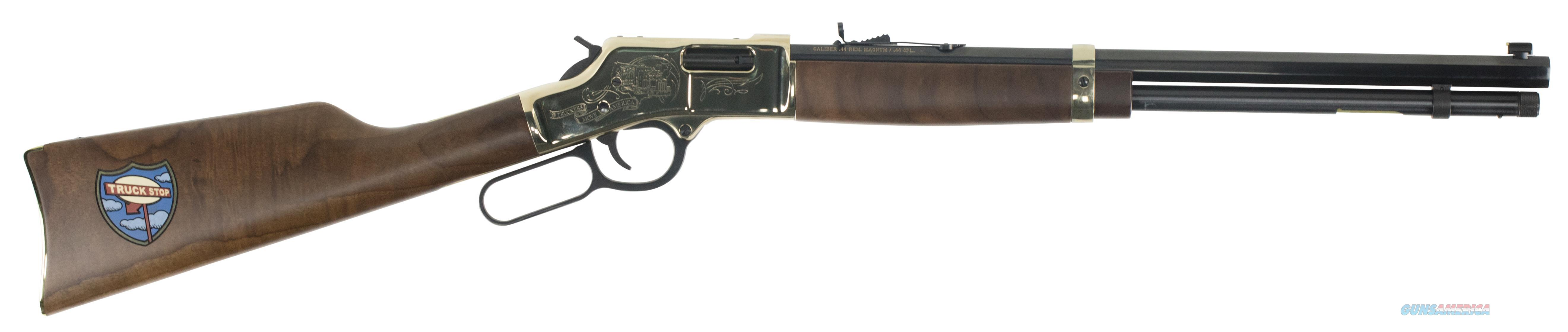 HENRY BIG BOY TRUCKER 44MAG H006TT  Guns > Rifles > Henry Rifles - Replica