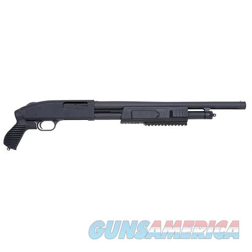 """Mossberg 57340 500 Jic Flex Pump 12 Gauge 18.5"""" 3"""" 5+1 Synthetic Pistol Grip Blk Matte Blued 57340  Guns > Shotguns > MN Misc Shotguns"""