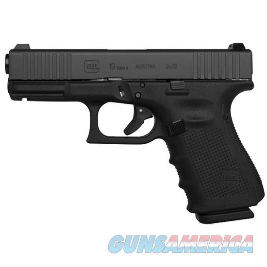Glock 19 9Mm Gns Fss Xmc Xss PG1950733FS  Guns > Pistols > G Misc Pistols