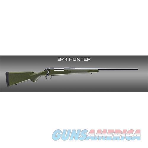 "Bergara B14 Huntr 6.5Cm 22"" Blu/Grn B14S102  Guns > Rifles > C Misc Rifles"