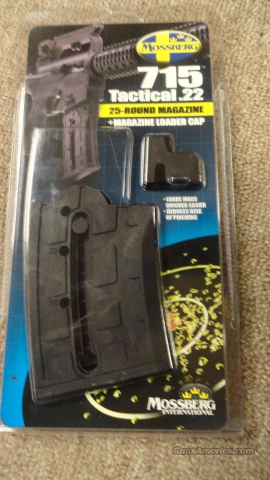 Mossberg 715T 22 LR 25 round Mag 715 Speed Loader  Non-Guns > Magazines & Clips > Rifle Magazines > AR-15 Type