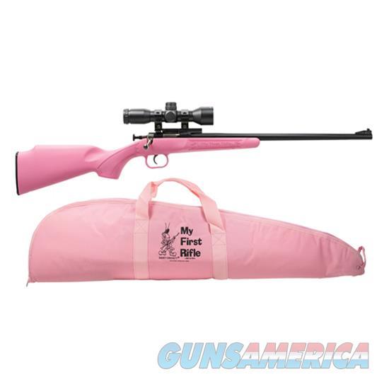 Ksa Pink Syn Pkg 22Lr Scope Mount Case 2220BSC  Guns > Rifles > K Misc Rifles