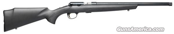 "Browning 025196202 SHOTSHOW T-Bolt Suppr-Rdy 22LR 16.25"" 10+1 Blk Comp Stk BluE FREE SHIPPING!!  Guns > Rifles > Browning Rifles > Bolt Action > Hunting > Blue"