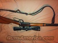 winchester 30-30 94AE side eject with scope  Guns > Rifles > Winchester Rifles - Modern Lever > Model 94 > Post-64