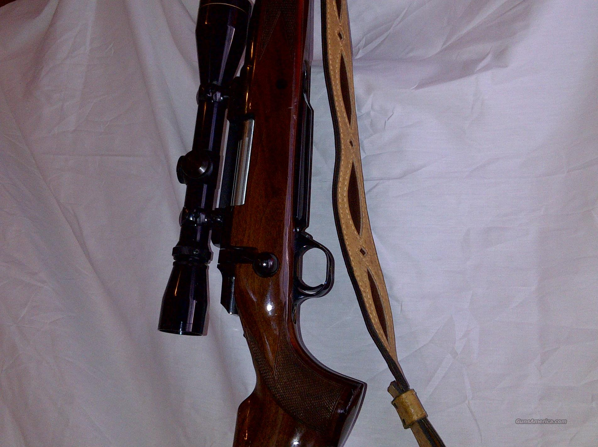 Browning .270 with Leupold Scope  Guns > Rifles > Browning Rifles > Lever Action