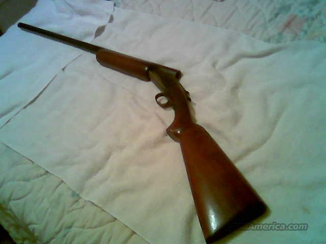 Model 37 Winchester single shot shotgun  Guns > Shotguns > Winchester Shotguns - Modern > Bolt/Single Shot