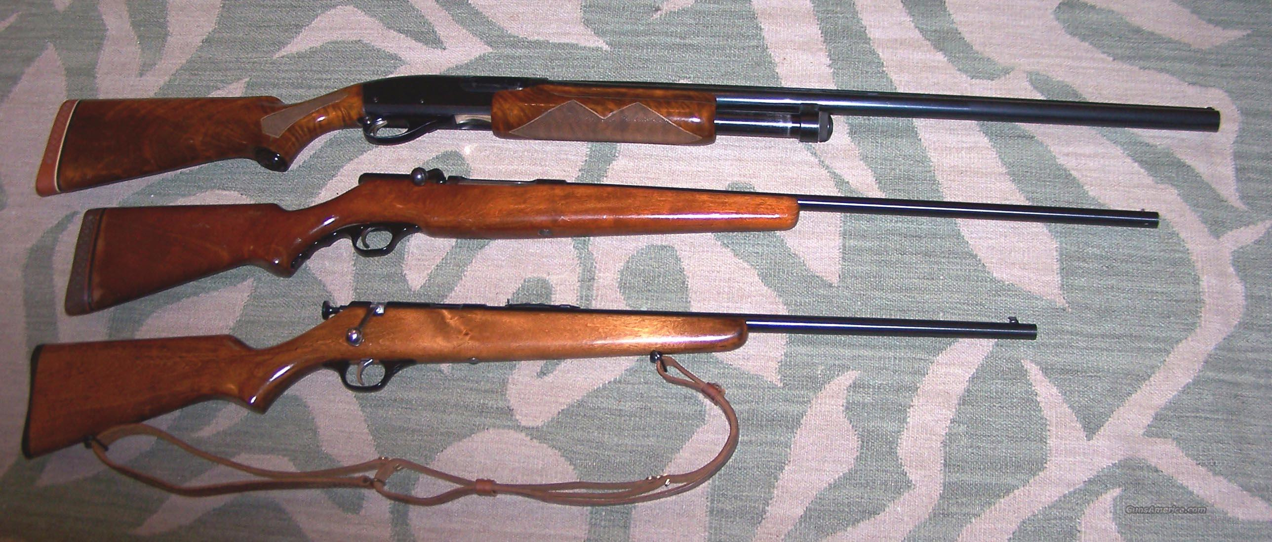 J.C.Higgins for Sears Model 103 same as Marlin 22 cal Long Rifle loads or S.L.  Guns > Rifles > Marlin Rifles > Modern > Bolt/Pump