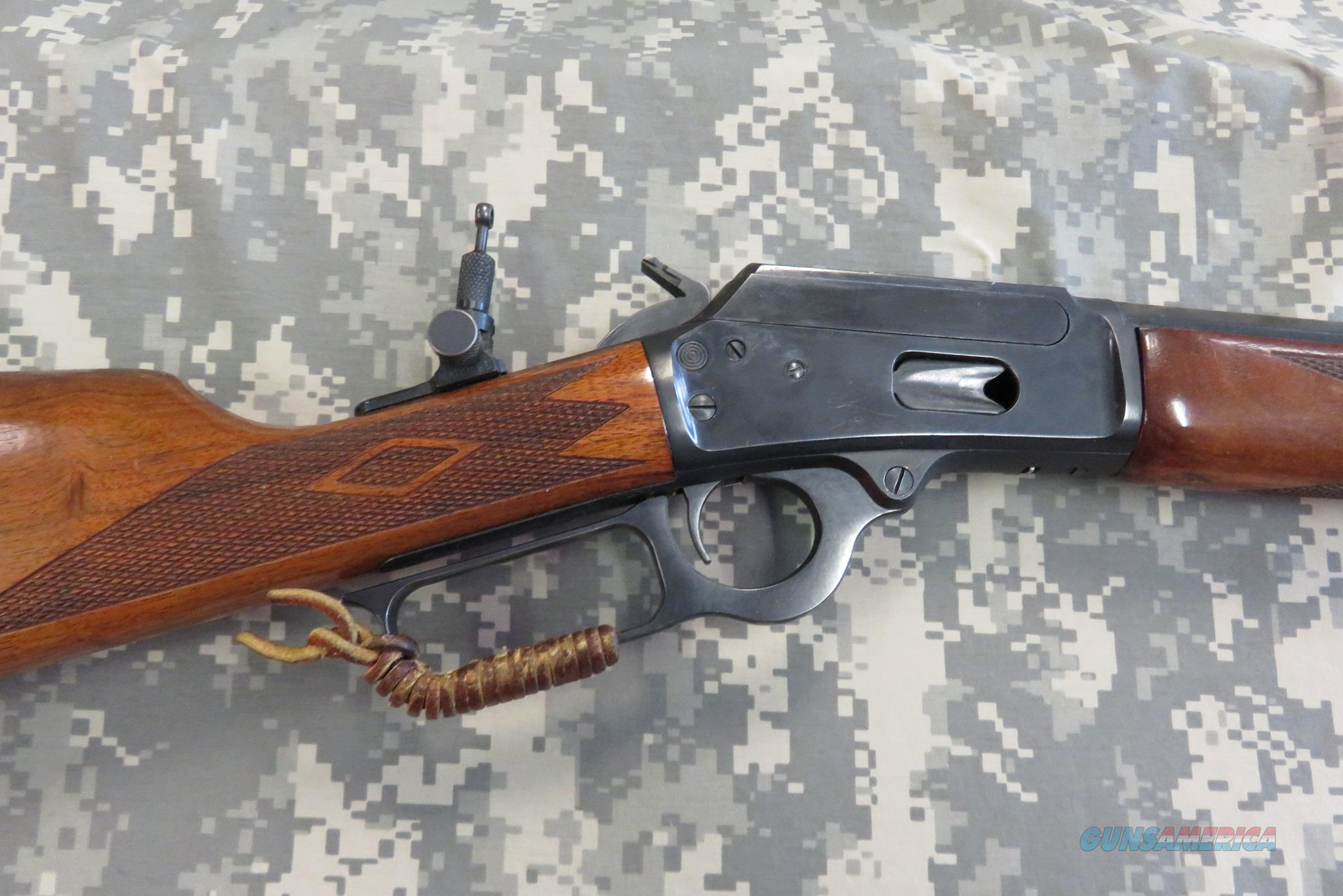 MARLIN 1894 COWBOY LIMITED 45LC **TUNED FOR SASS**  Guns > Rifles > Marlin Rifles > Modern > Lever Action