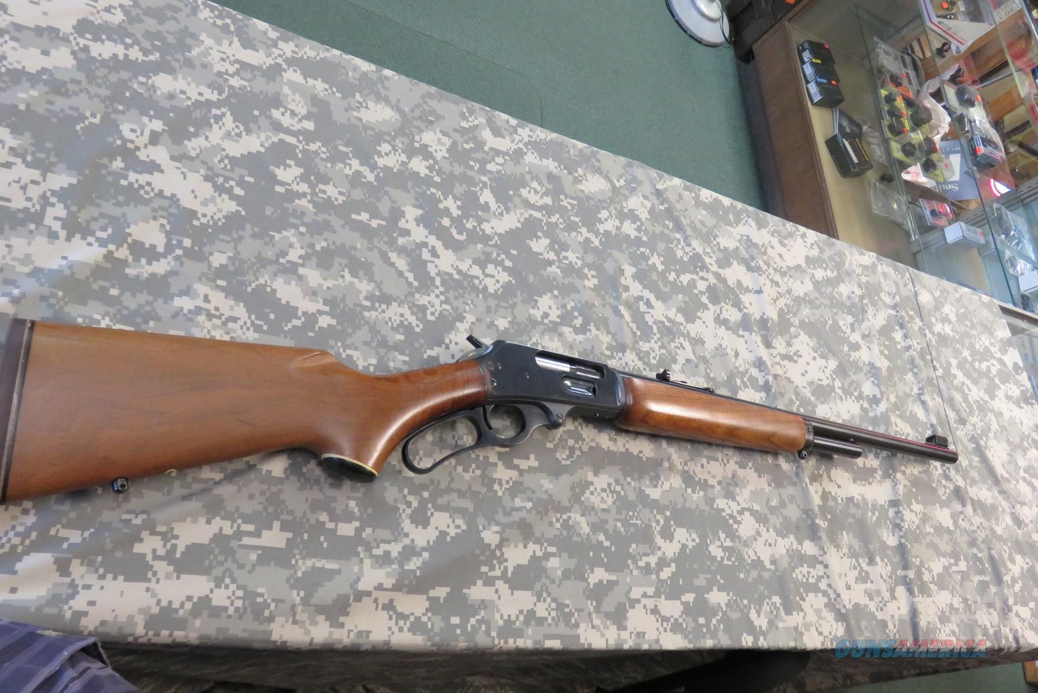 """MARLIN 1895SS 45/70 LEVER 22"""" *MFG 1990** CUSTOM ACTION*  Guns > Rifles > Marlin Rifles > Modern > Lever Action"""