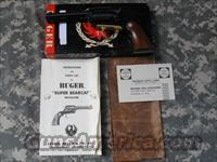 RUGER SUPER BEARCAT ORIGINAL MODEL  Guns > Pistols > Ruger Single Action Revolvers > Single Six Type