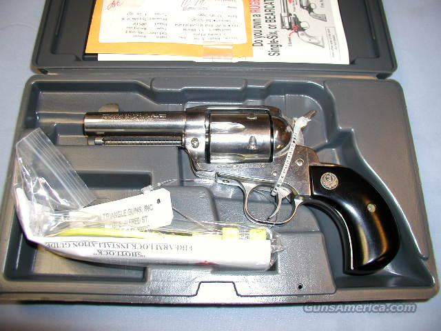 RUGER BIRDSHEAD VAQUERO  Guns > Pistols > Ruger Single Action Revolvers > Cowboy Action