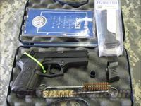 BERETTA 8000F MINI COUGAR 9MM  Guns > Pistols > Beretta Pistols > Rare & Collectible