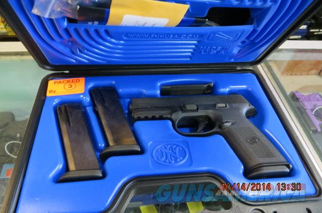 FNH MODEL FNS 40CAL PISTOL, NO SAFETY, 3 MAGS  Guns > Pistols > FNH - Fabrique Nationale (FN) Pistols > FNP