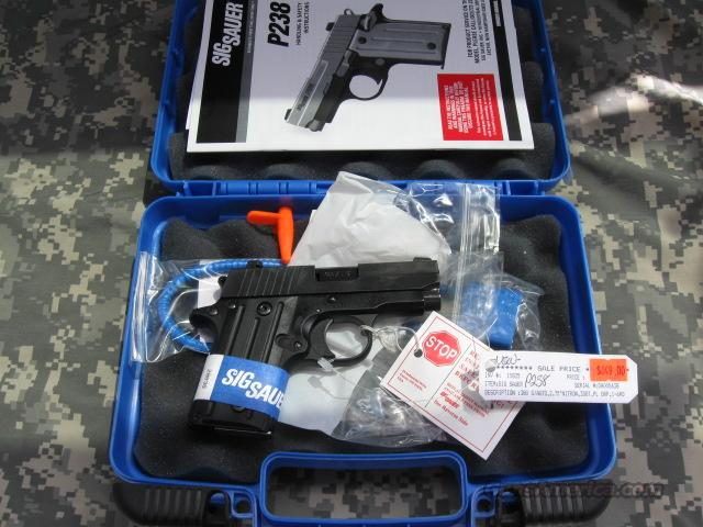 SIG P238 380 AUTO  Guns > Pistols > Sig - Sauer/Sigarms Pistols > Other