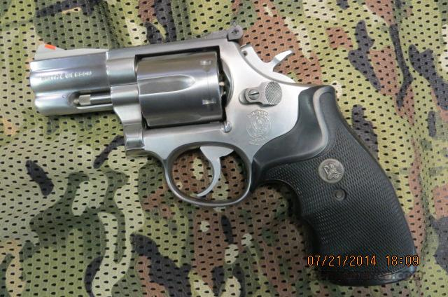 "SMITH & WESSON 686-3 2 1/2"" 357 MAGNUM  Guns > Pistols > Smith & Wesson Revolvers > Full Frame Revolver"