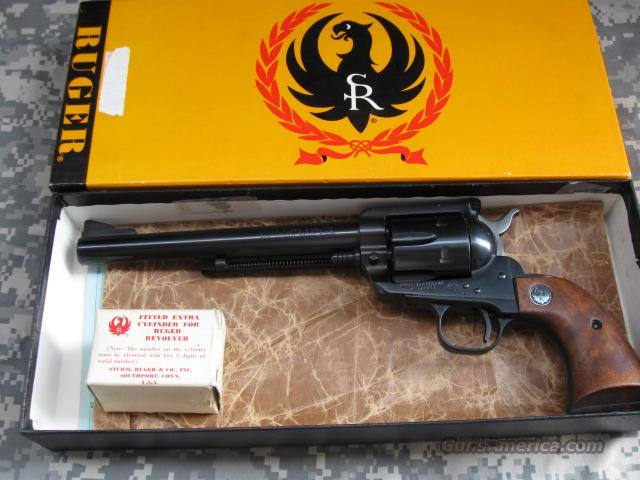 RARE RUGER BLACKHAWK 3 SCREW CONVERTIBLE 45LC/ACP  Guns > Pistols > Ruger Single Action Revolvers > Blackhawk Type