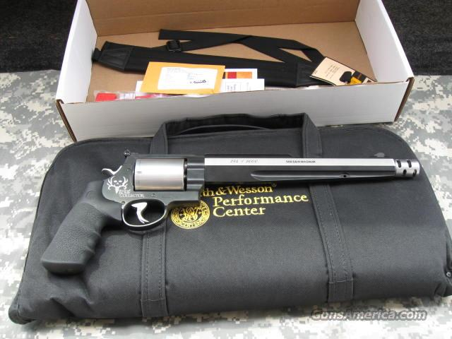 SMITH & WESSON 500 BONE COLLECTOR '1 OF 1000'  Guns > Pistols > Smith & Wesson Revolvers > Performance Center