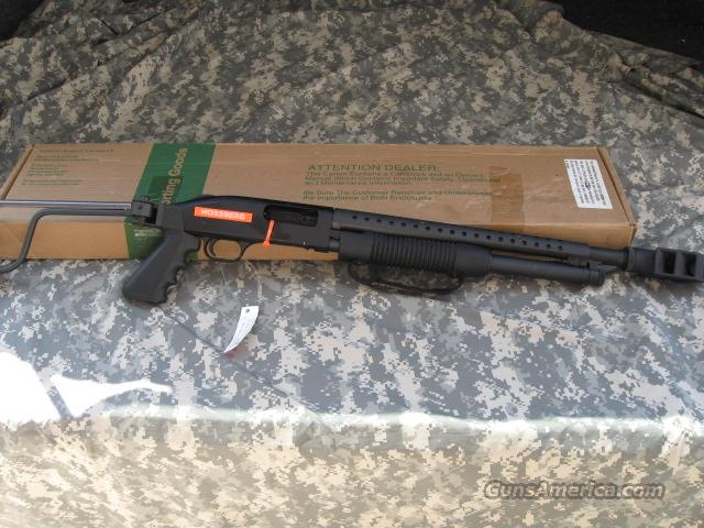 MOSSBERG 500 ROADBLOCKER  Guns > Shotguns > Mossberg Shotguns > Pump > Tactical