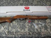 RUGER 10/22 DELUXE SPORTER WITH CIRCASSIAN WALNUT STOCK  Ruger Rifles > 10-22