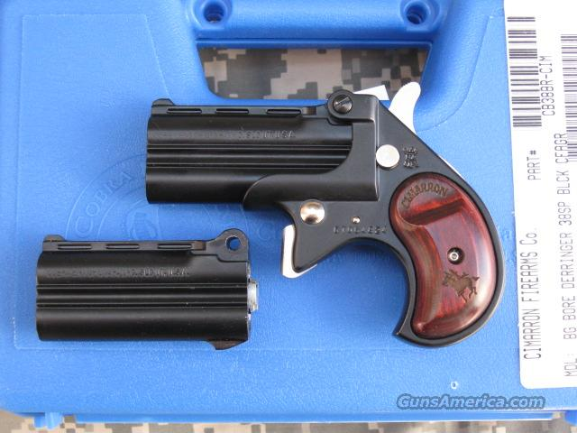 BIG BORE 38SPCL/32H&R TWO BARREL SET  Guns > Pistols > Derringer Replica