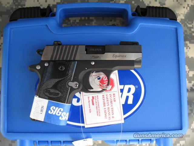 SIG SAUER P238 EQUINOX  Guns > Pistols > Sig - Sauer/Sigarms Pistols > Other