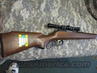 MARLIN MODEL 57M 22 MAGNUM LEVER RIFLE  Guns > Rifles > Marlin Rifles > Modern > Lever Action
