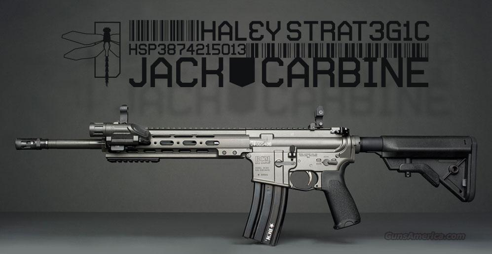 BRAVO COMPANY HALEY STRATEGIC CARBINE 'THE JACK'  Guns > Rifles > AR-15 Rifles - Small Manufacturers > Complete Rifle
