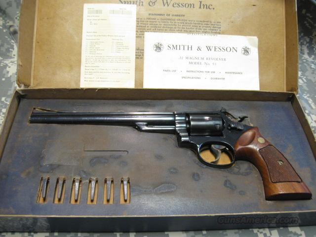 SMITH & WESSON MODEL 53 22 JE ***REVISED AD***  Guns > Pistols > Smith & Wesson Revolvers > Full Frame Revolver
