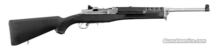 NEW RUGER MINI THIRTY RANCH RIFLE STAINLESS  Guns > Rifles > Ruger Rifles > Mini-14 Type