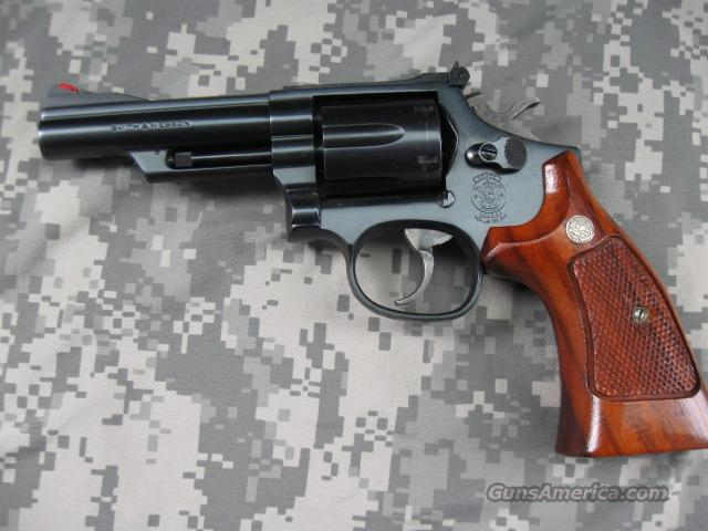 SMITH & WESSON COMBAT MAGNUM 19-5 MAGNAPORTED  Guns > Pistols > Smith & Wesson Revolvers > Full Frame Revolver