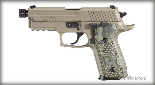 SigSauer P 229 Scorpion threaded Barrel  Guns > Pistols > Sig - Sauer/Sigarms Pistols > P229
